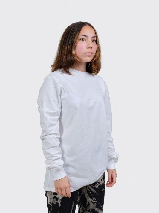 Unisex Longsleeve T-shirt Two Tone heavy organic cotton