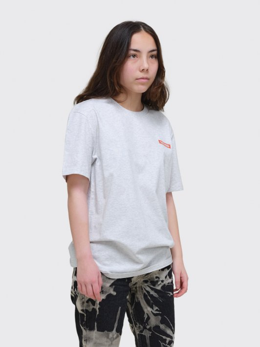 Unisex T-shirt Box logo heavy organic cotton