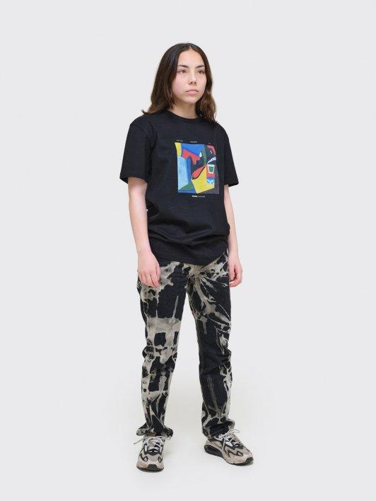 World Series N°03 Unisex T-shirt in organic cotton