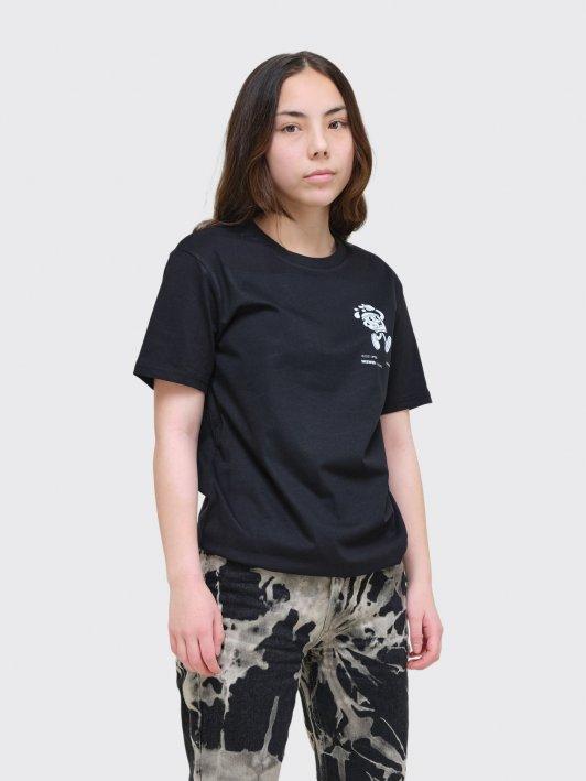 World Series N°04 Unisex T-shirt in organic cotton